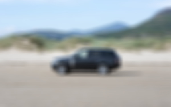 Automotive Photography – Range Rover