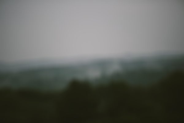 Misty Quantock Hills