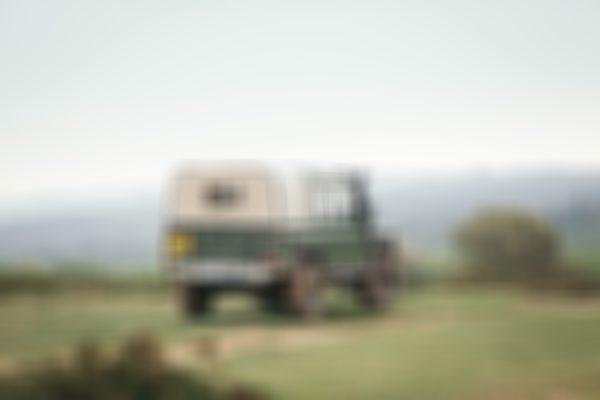 Land Rover Defender Quantock Hills